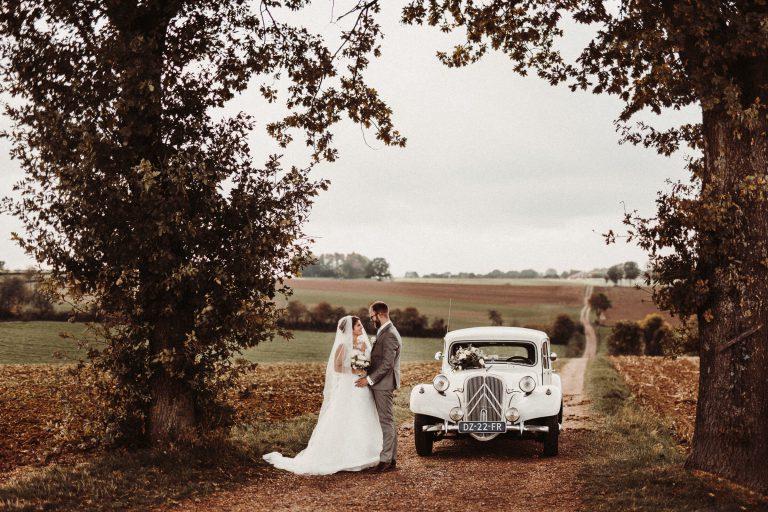 Bruidsfotograaf voor een bruidsreportage in Bocholtz