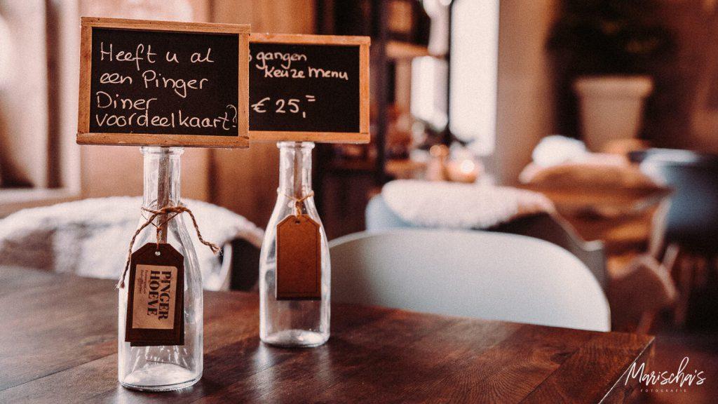 bedrijfsreportage van de bed and breakfast Pingerhoeve in Nuth limburg