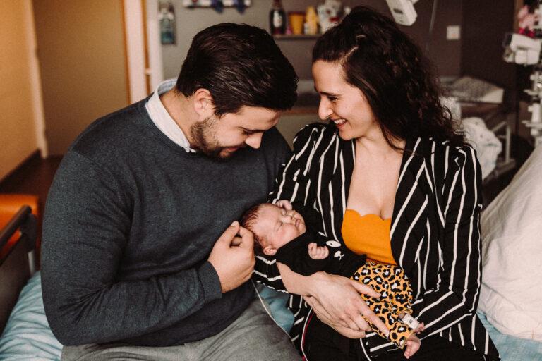 baby fotoreportage zuyderland